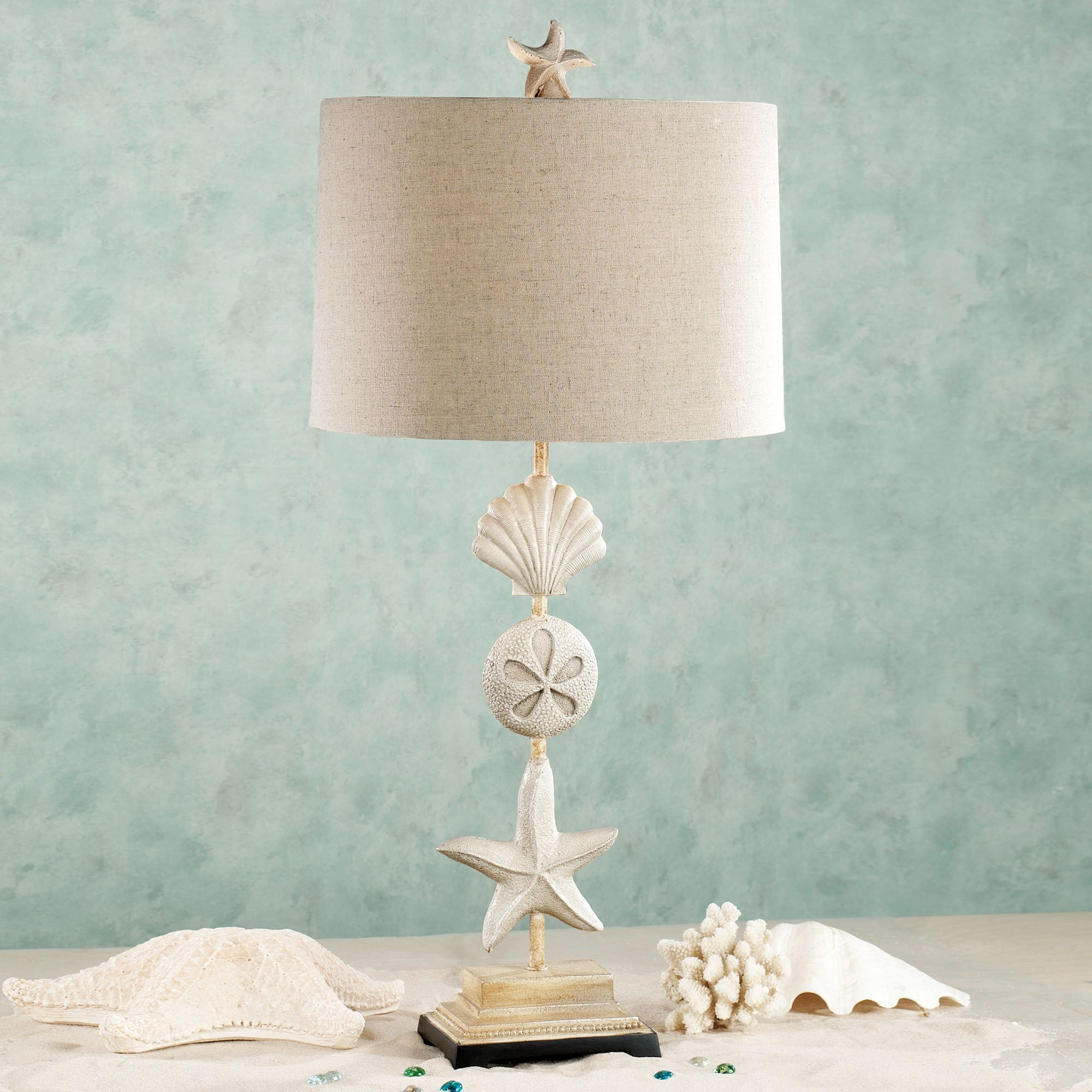 Coastal Lamps Cape Coral Coastal Table Lamp