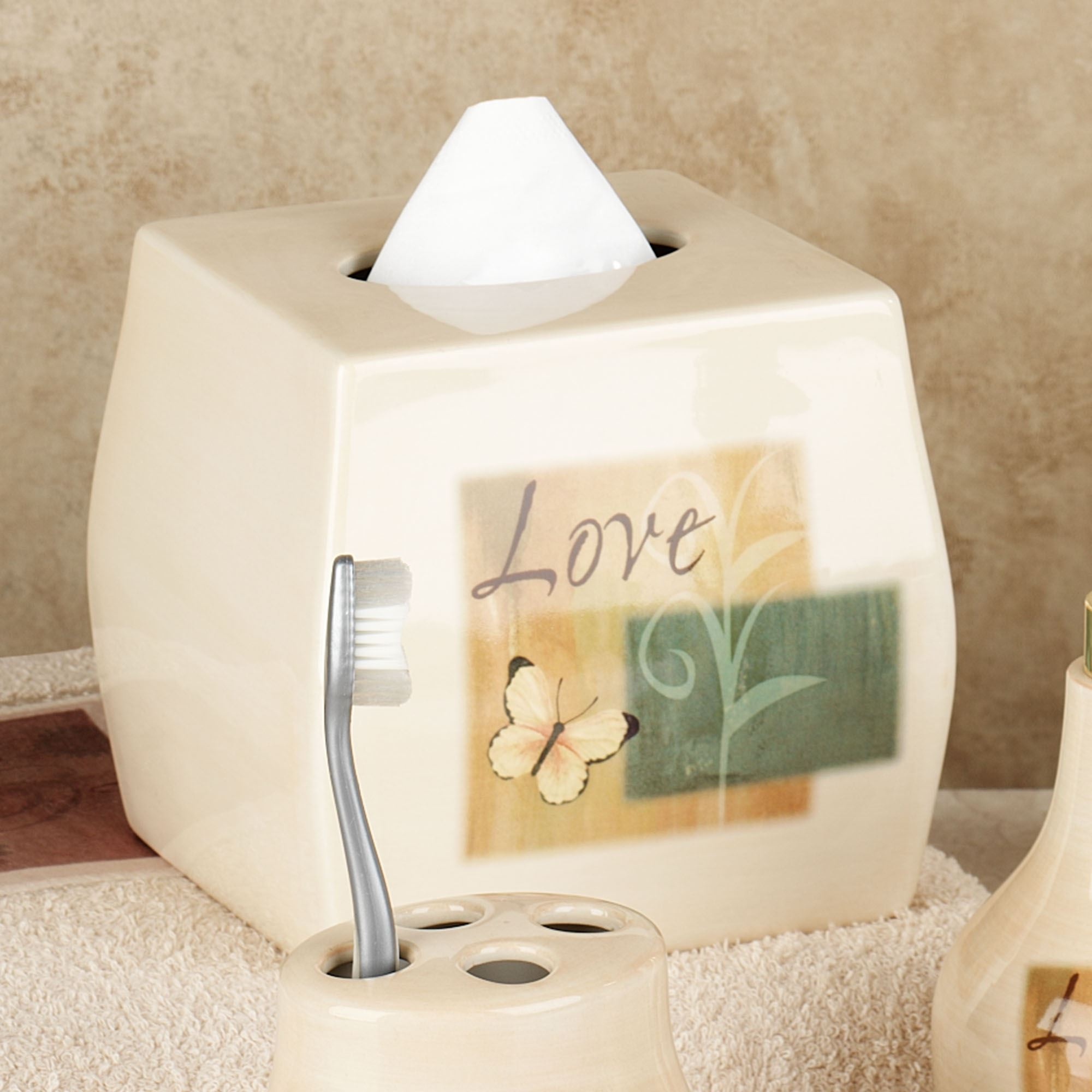 Bath Accessories Tranquility Inspirational Bath Accessories