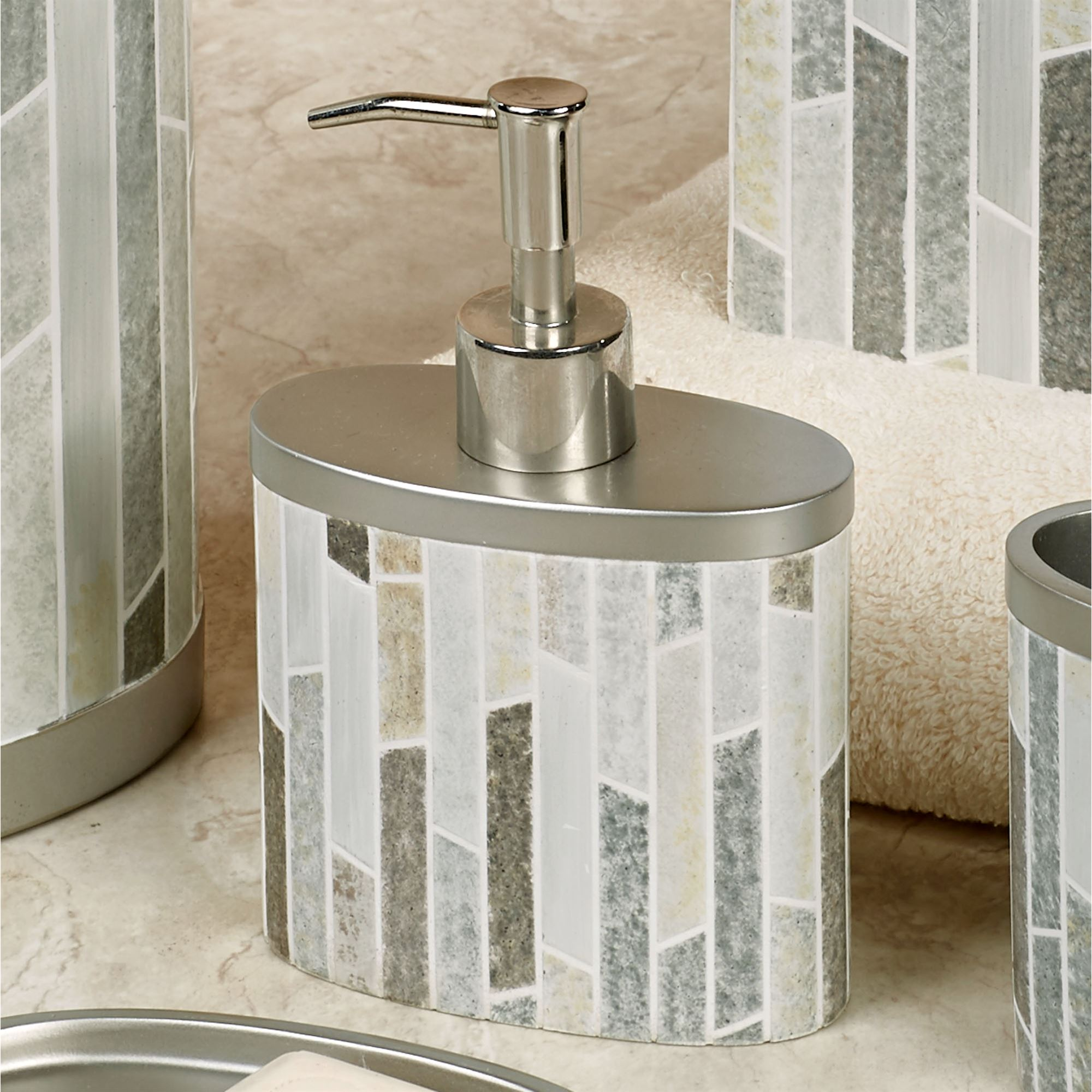 Bathroom Accessories Titania Contemporary Bath Accessories