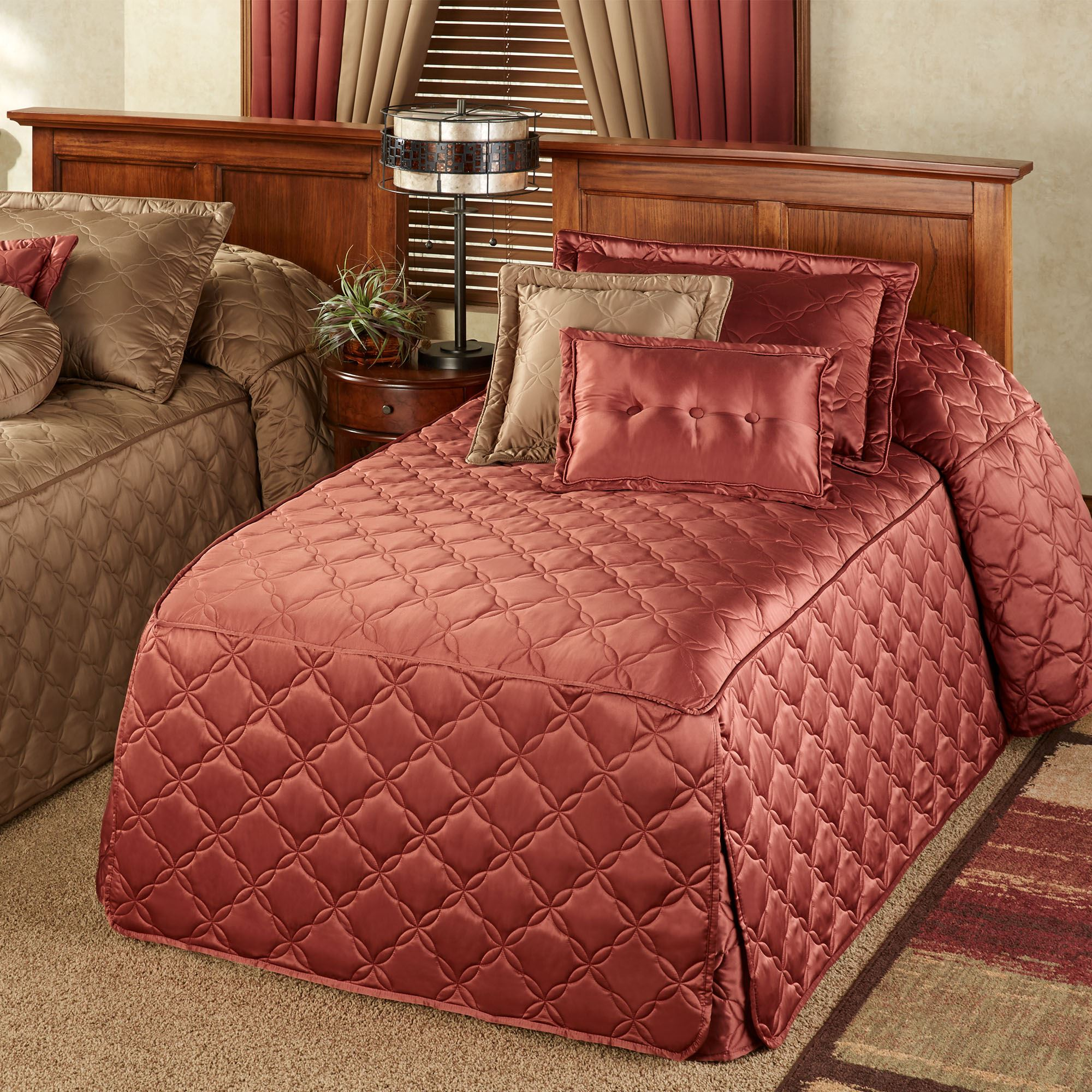 Coverlets For Sale Color Classics R Quilted Fitted Bedspreads