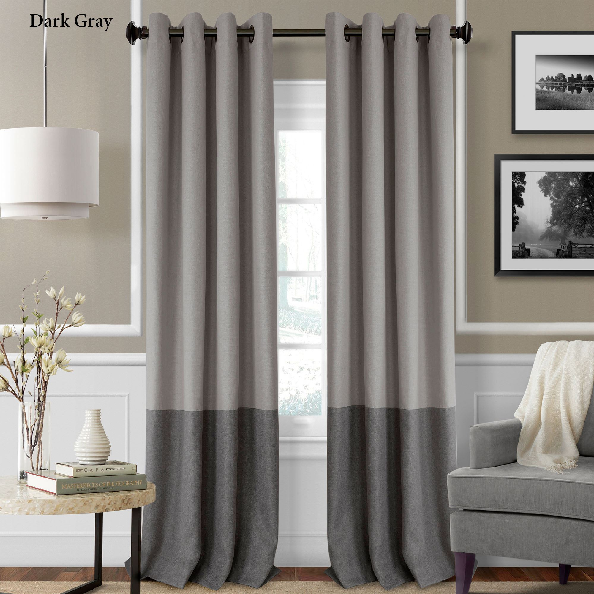 Cheap Stylish Curtains Braiden Room Darkening Grommet Curtain Panels