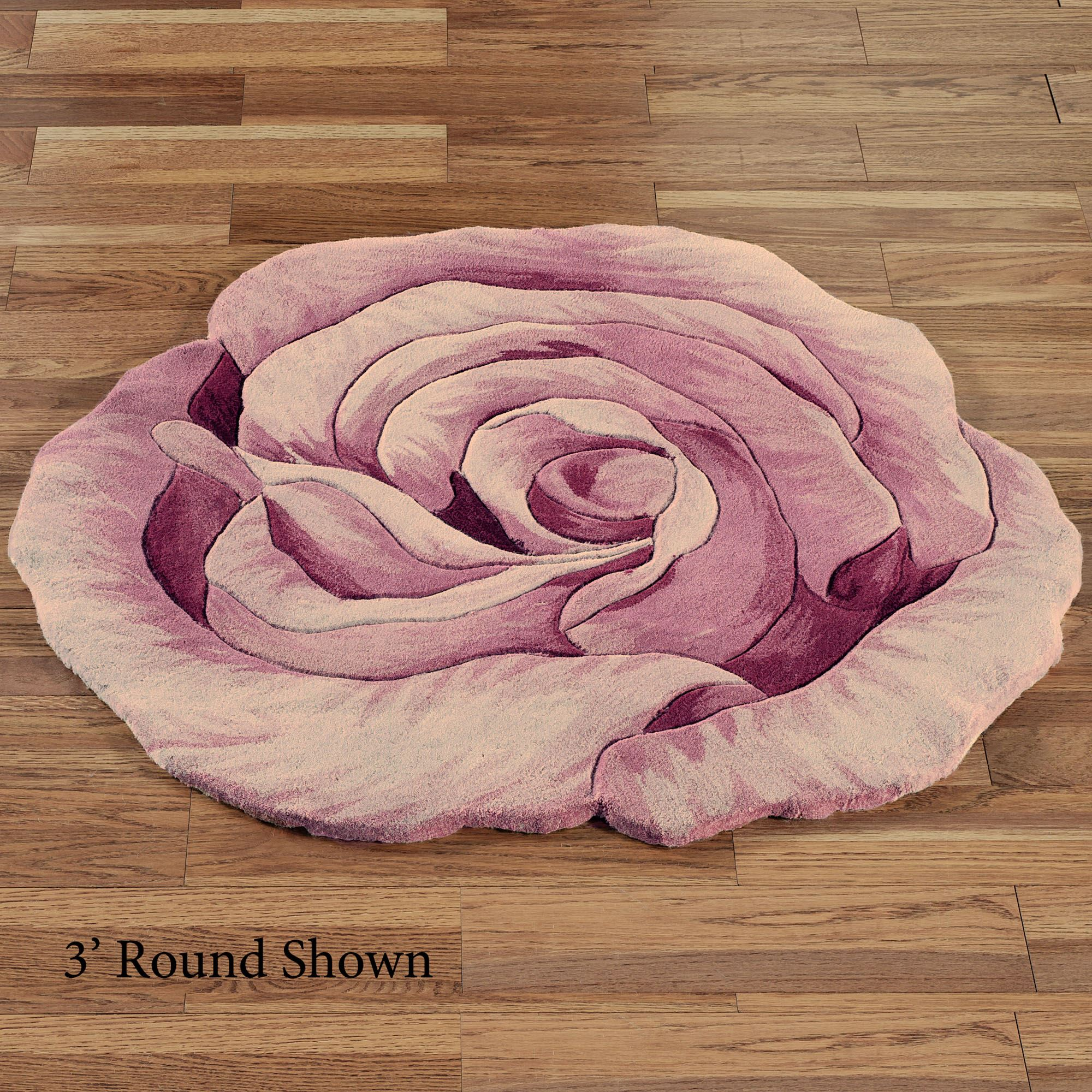 Jute Rug Spotlight Round Rose Rug Area Rug Ideas