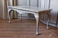 Shabby Chic Coffee Table no. 04 - Touch the Wood