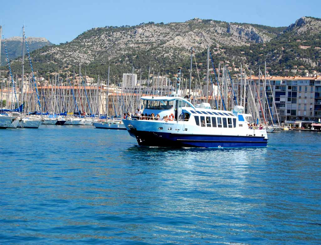 Port Toulon The Port And Maritime Services From Toulon Toulon Tourist Office