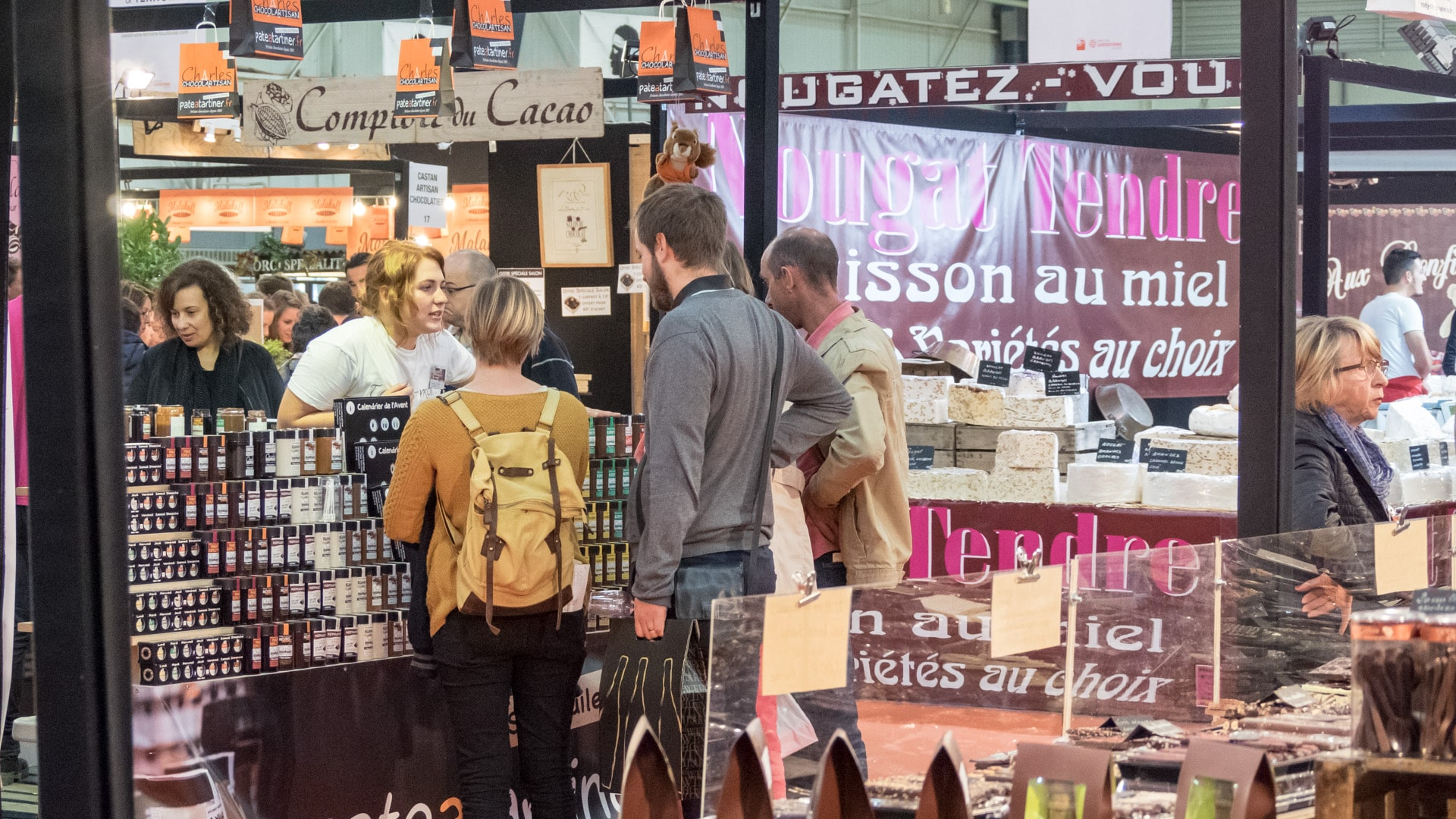Salon Du Vin Toulouse Le Salon Vins And Terroirs Et Le Salon Chocolat Ce Weekend