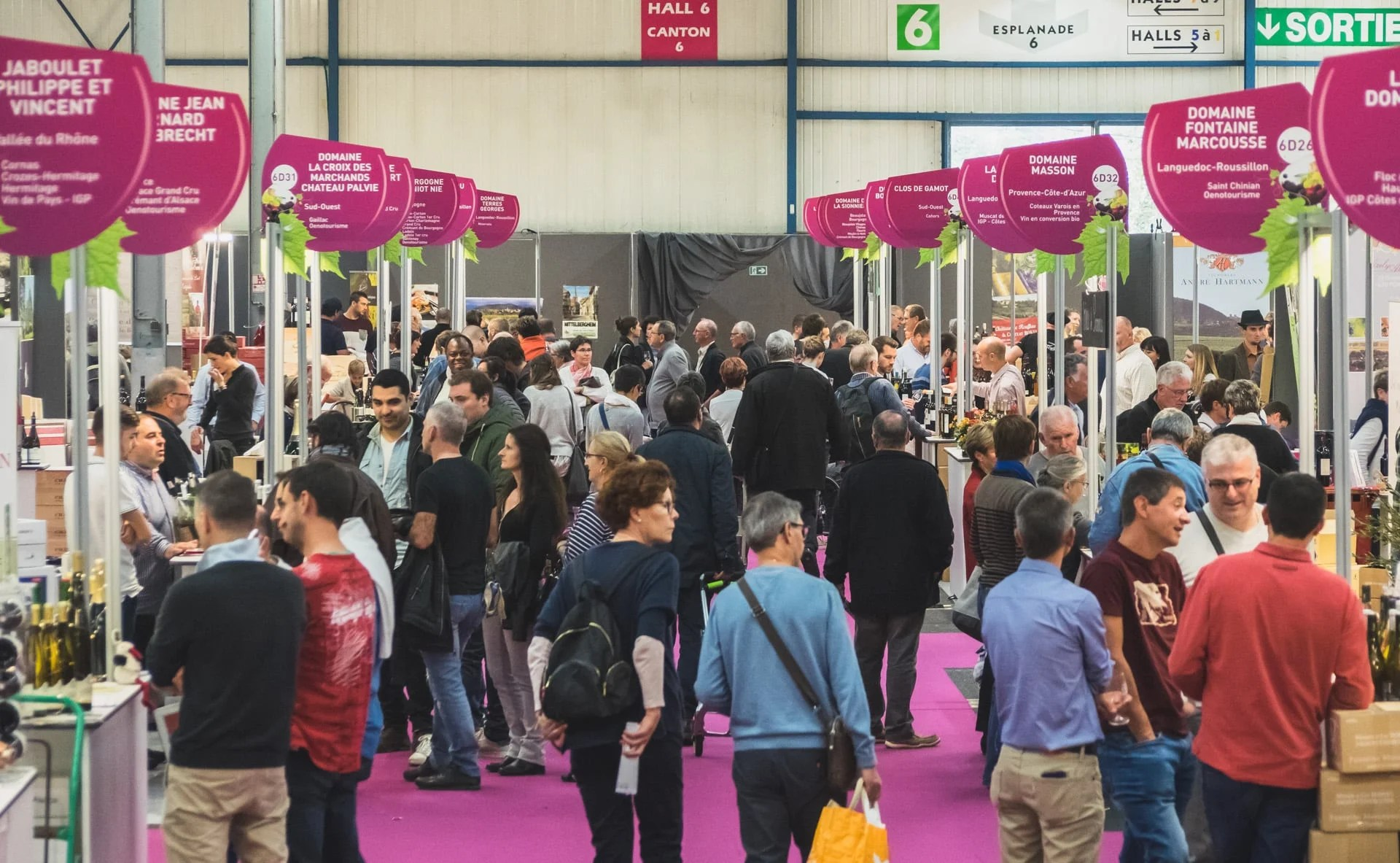 Salon Vin Et Terroir La Version Printanière Du Salon Vins Terroirs Ce Weekend à
