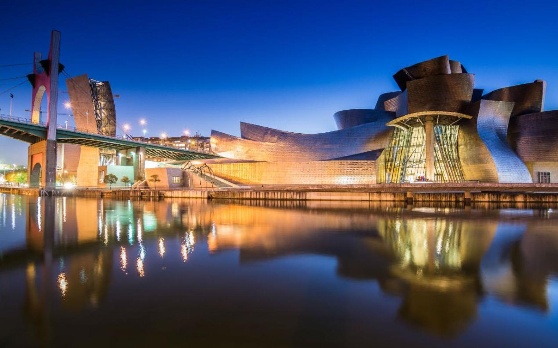 Bilbao Pais Vasco What To Do And What To See In Bilbao Tourism In The