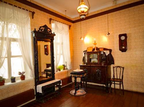シャガールの家博物館