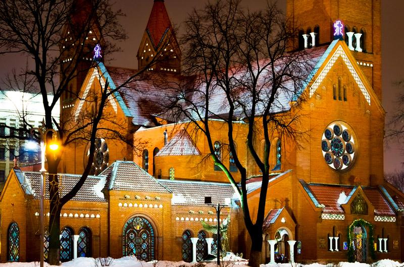 聖シモン・エレーナ教会