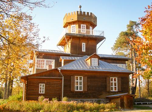 イリヤ・レーピンの別荘