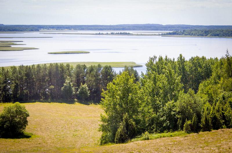 ブラスラウ湖国立公園