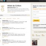 Crillon Twitter