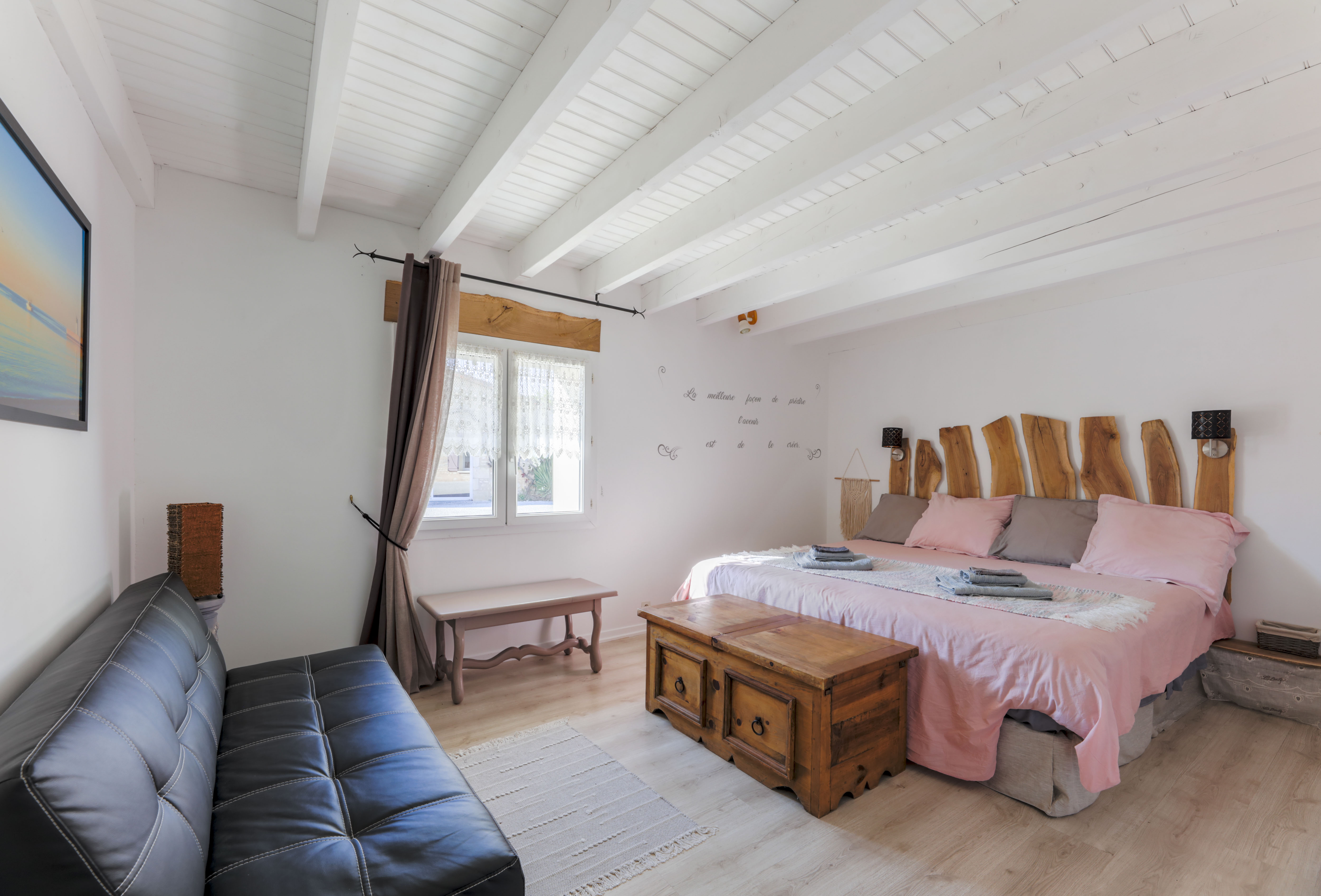 Chambre D Hote Chauvigny B B The Wild Seeds Chauvigny Accommodation In La Vienne