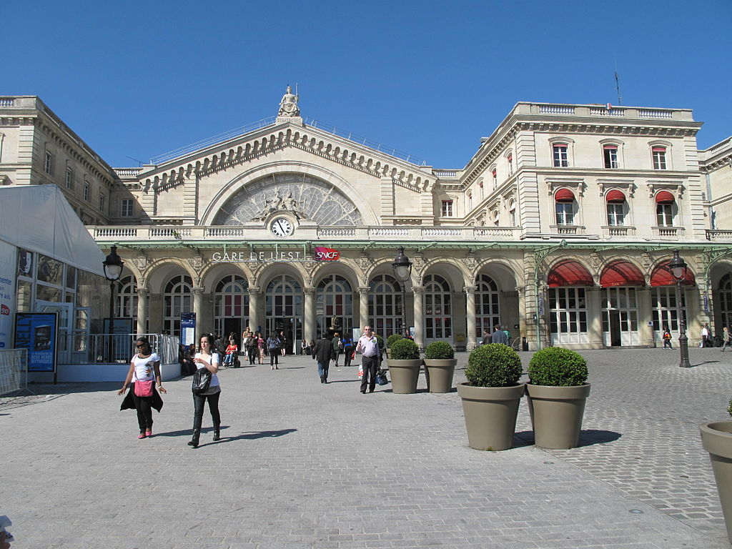 Gare De Paris Gare Du Nord And Gare De L Est 10th Arrondissement Of Paris