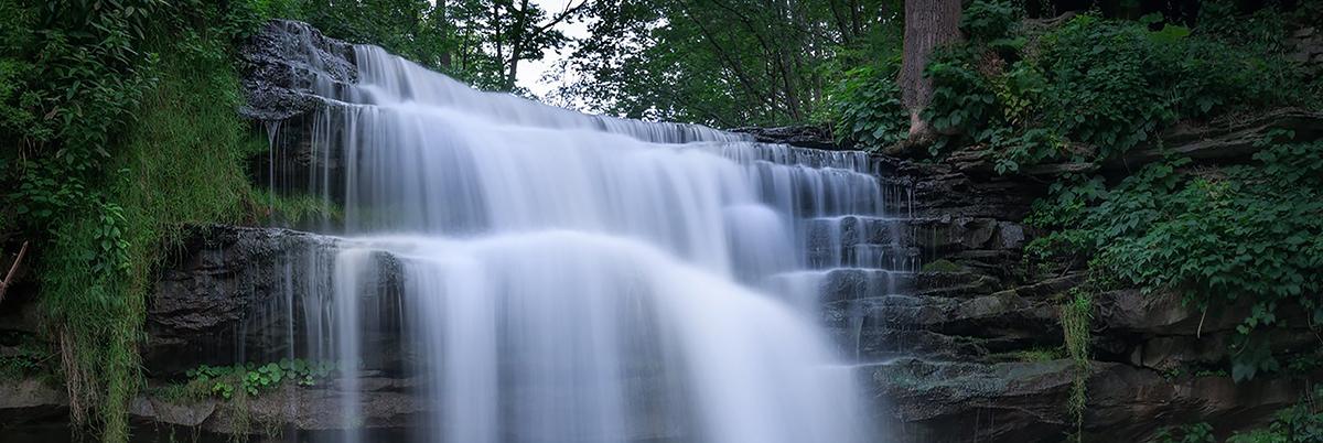 Free Fall Wallpaper And Screensavers Waterfalls In Hamilton