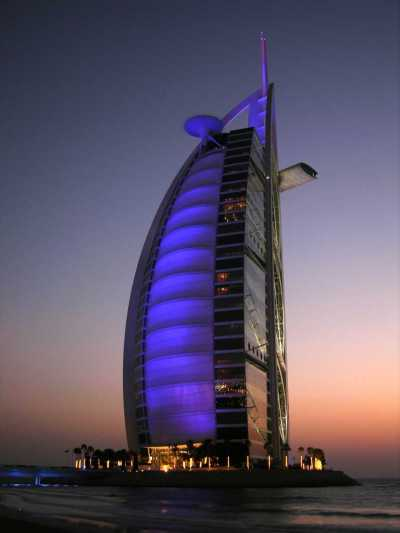 4 Nights, Dubai with Burj Khalifa and high tea at Burj al ...