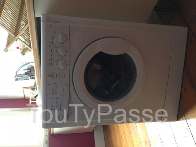 Indesit Wil 12 Lave-linge Indesit Wil 12 - Occasion Bruxelles 1000