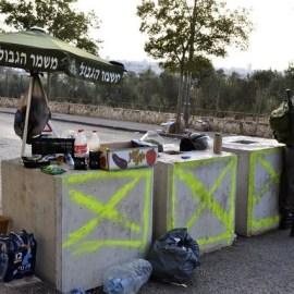 Hospital access blocked in East Jerusalem