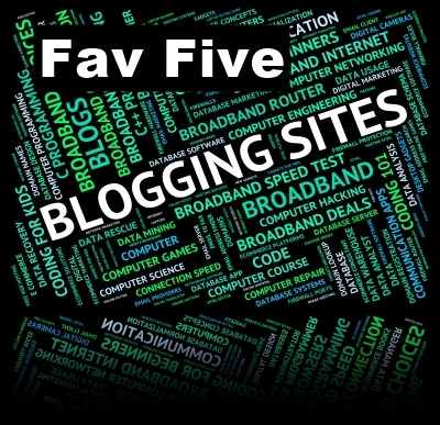 Five of My Favorite Blogs