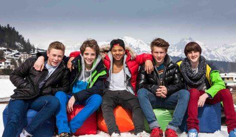 Die Jungs-WG: Ohne Eltern in den Schnee © ZDF/Daniel Zangerl