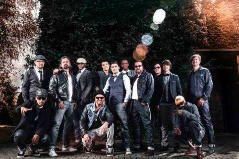 Die Söhne Mannheims stehen am 22. März auf der hr3@night-Bühne in Frankfurts angesagtestem Club, dem Gibson. Foto: hr/Konzertagentur Marek Lieberberg/Tino Oac