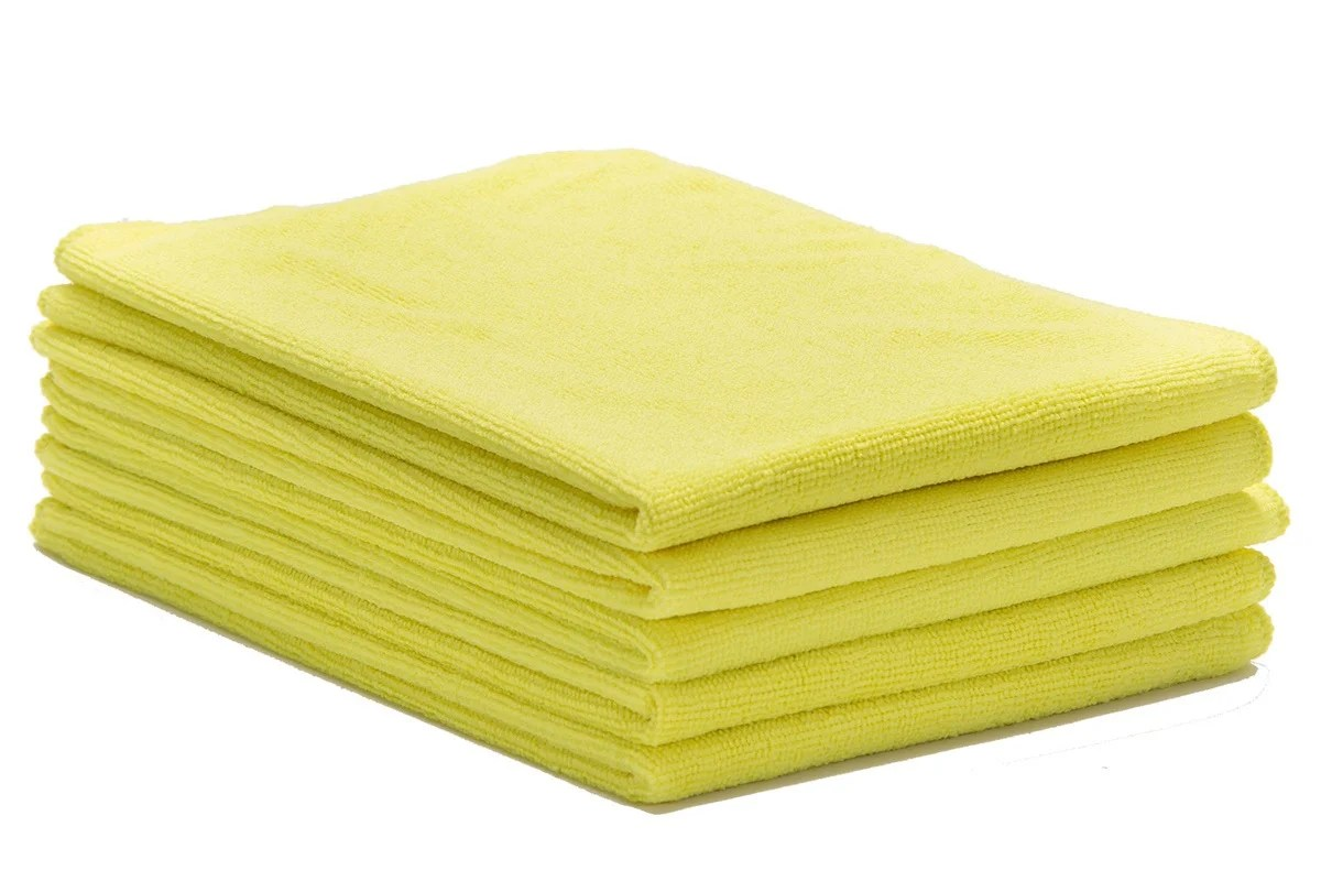 Yellow Towels Yellow Microfiber Wholesale Towels Towel Super Center