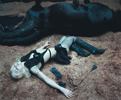 Madonna_horse