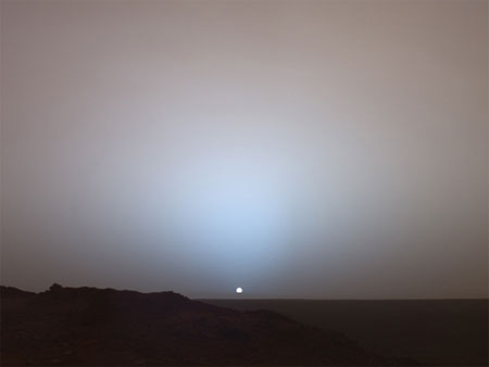 Martiansunset