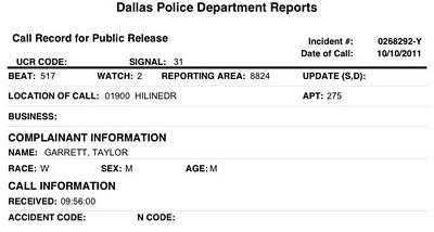 Policereport