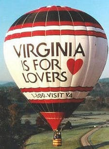 Virginiaballoon