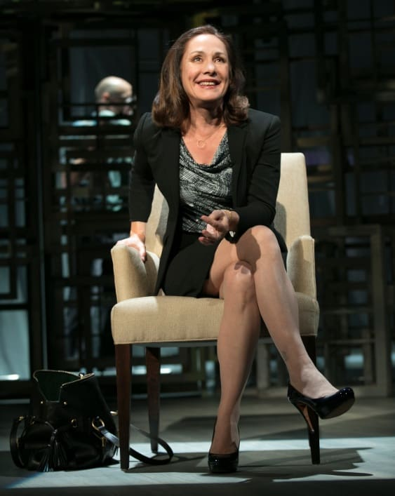Laurie Metcalf play