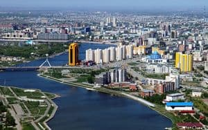 Kazakhstan-city
