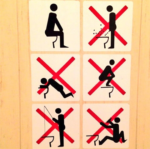 Bathroomrules