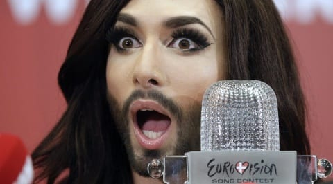 Conchita Wurst wins Eurovision