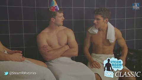 Steam room stories josh hasnhis 5th gay birthday
