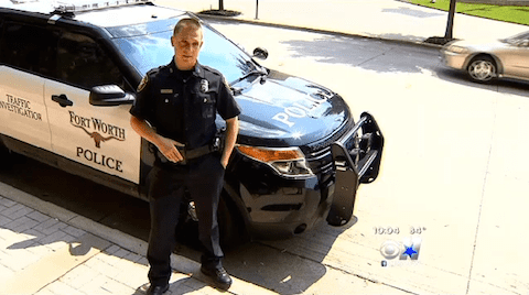 Chris Gorrie Fort Worth PD