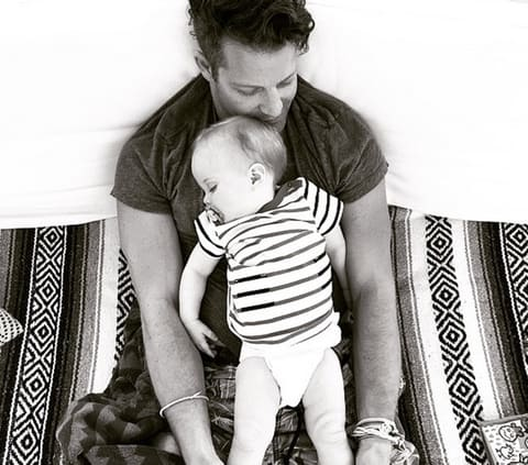 nate berkus and jeremiah brent welcome baby girl photos. Black Bedroom Furniture Sets. Home Design Ideas