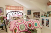 Decorating Bedrooms With Quilts - Bedroom design ideas
