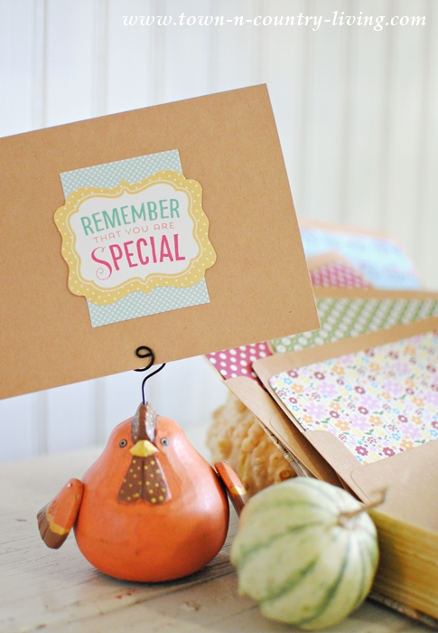 Handcrafted Note Cards Make Your Own - Town  Country Living