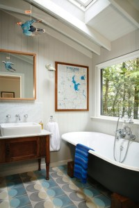 Modern Cabin in the Woods: Charming Home Tour - Town ...