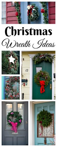 Christmas Decorations Front Door - Christmas Lights Card ...