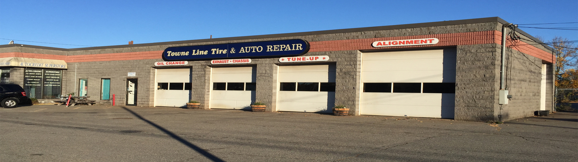 Repair Shop Towne Line Tire Automotive Center Expert Auto Repair Lowell