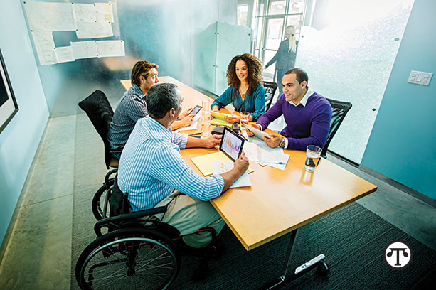 FOR YOUR HEALTH Why It\u0027s Wise To Hire Veterans With Disabilities