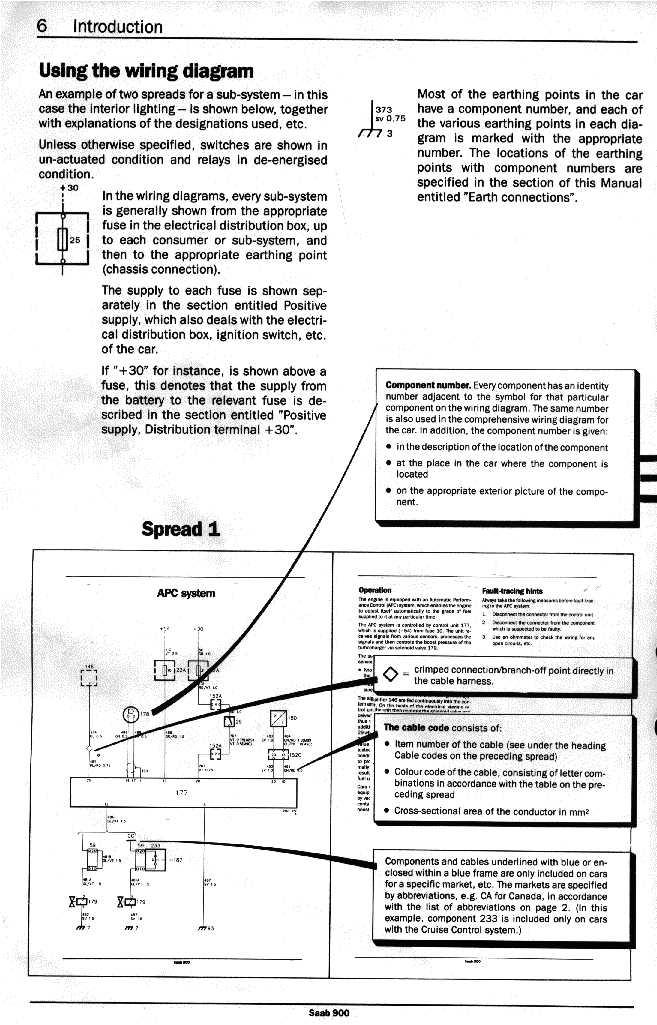 1997 saab 900 se radio wiring diagram