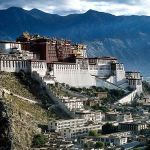 Potala Palace in Tibet