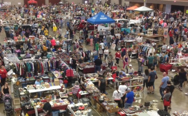 The World S Largest Yard Sale Is This Weekend