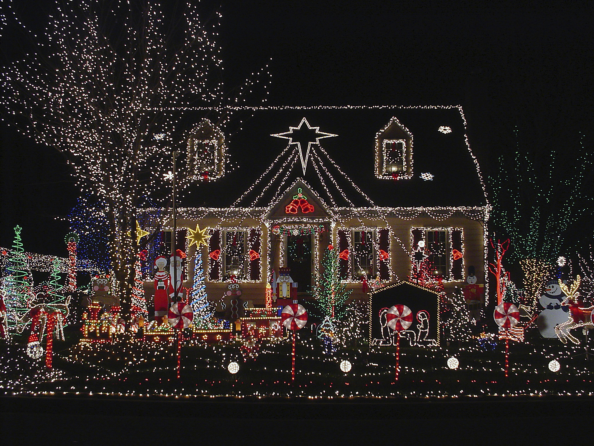 Best Place For Christmas Decorations Best Places To See The Christmas Lights In Amarillo 2017