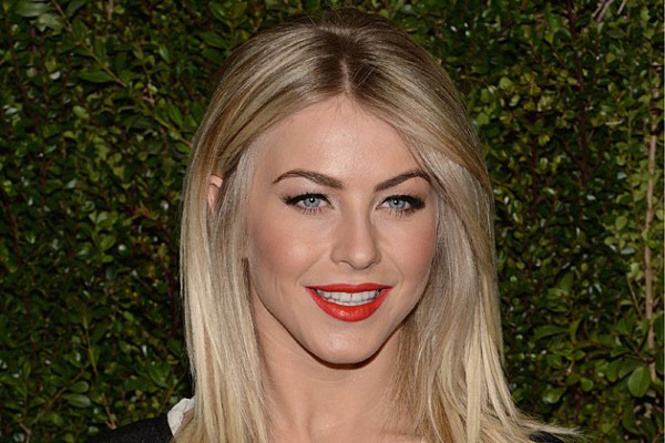 Julianne Hough Covers Self Magazine Says She Wanted To Be
