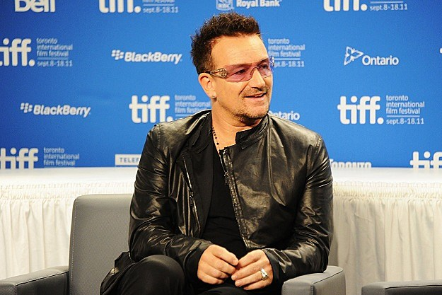 Hansa Studio Berlin U2 Unveil Trailer For 'from The Sky Down' Documentary