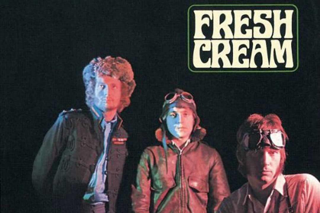 Top 10 Cream Songs